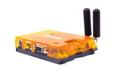 4G LTE Cat 1 Terminal mit 2G / 3G Fallback für nahtlose globale Konnektivität