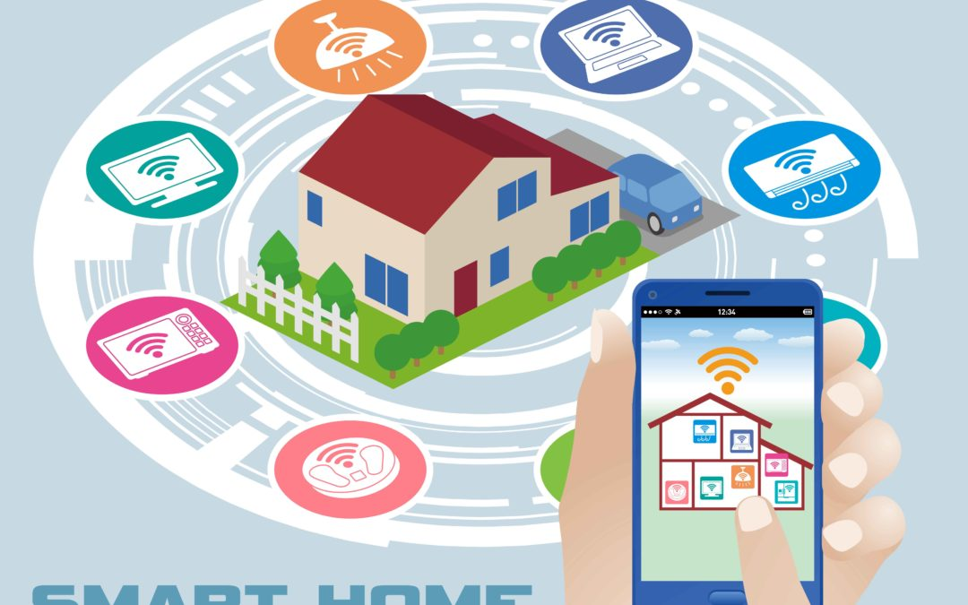 SMART HOME / IOT / CONNECTED DEVICES